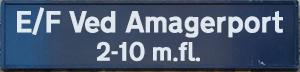 E/F Ved Amagerport 2-10 m.fl.